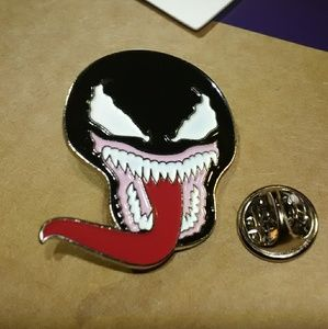 Other - Venom Movie Pin